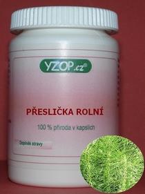 Bylinné kapsle Přeslička rolní 50ks
