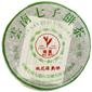 Pu Erh Tao Hua Yuan Beeng Cha /06 tmavý typ 400g