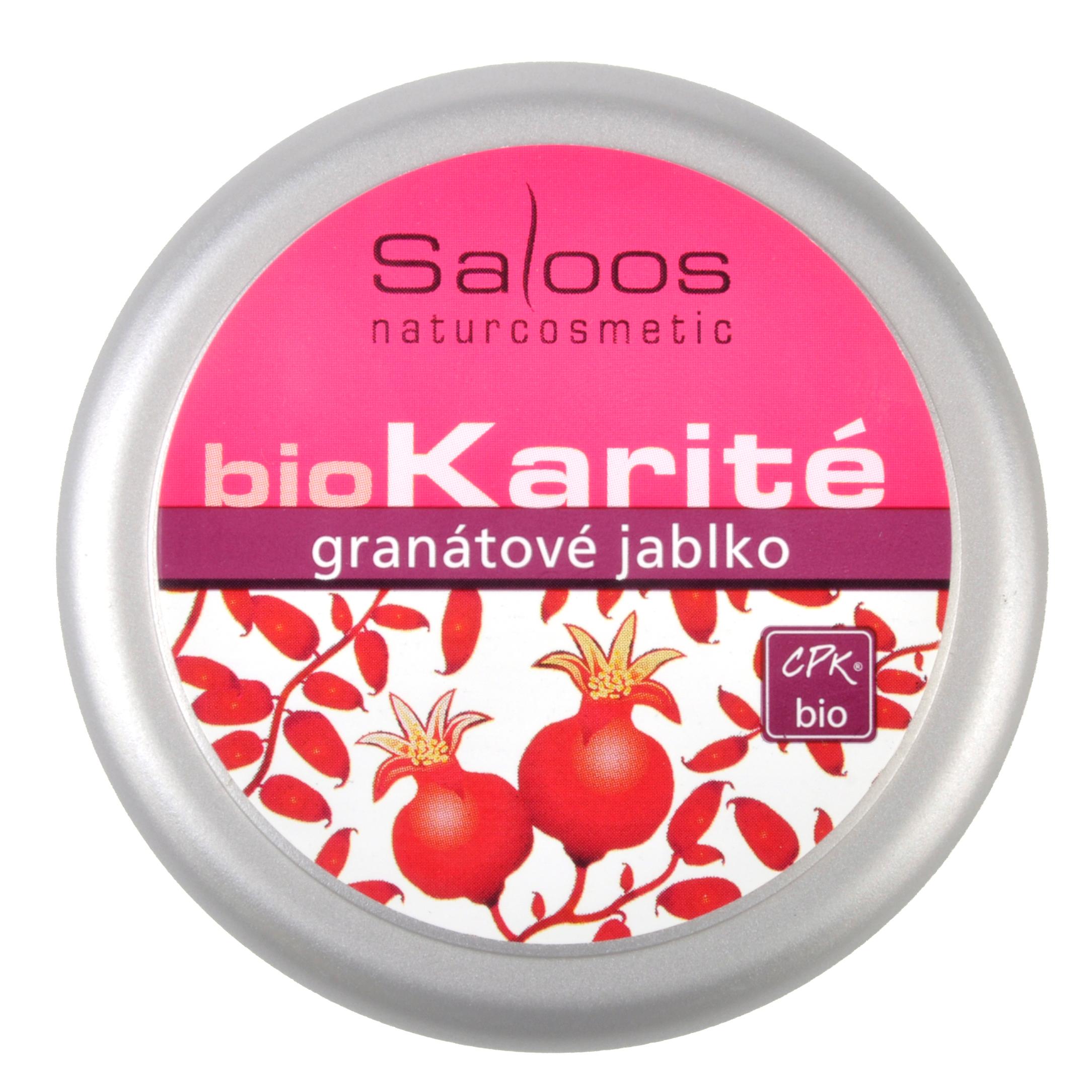 Bio balzám Granátové jablko Saloos