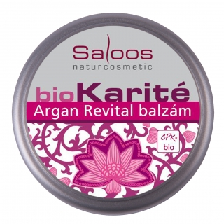 Argan Revital balzám Saloos 19 ml